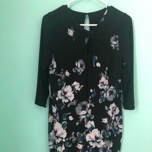 Whitehouse Blackmarket reversible dress